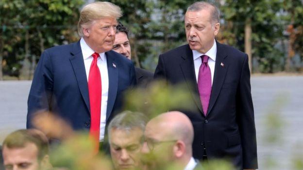 الولايات المتحدة تنهي المعاملة التجارية التفضيلية الممنوحة لتركيا