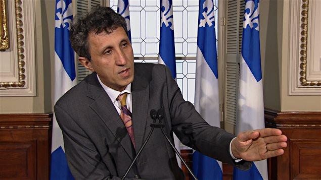 كيبيك: نائب سابق يتبرّع بسخاء