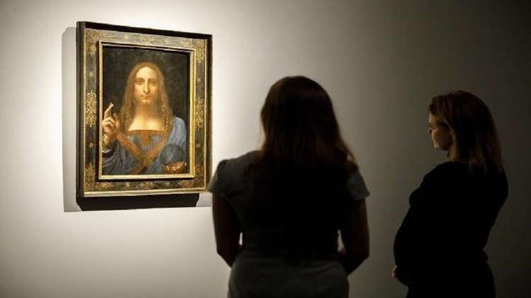 """""""تلغراف"""": ثمن لوحة دافينشي """"مخلص العالم"""" قد يصبح 1.5 مليون دولار!"""