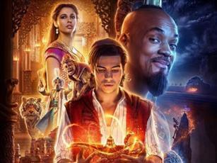 فيلم Aladdin يحقق 462 مليون دولار