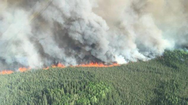 موسم حرائق الغابات في ألبرتا قد يكون شديد الحدّة هذا العام