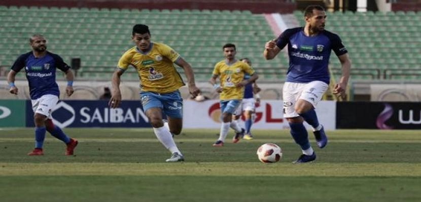 رسميًا.. الجونة يضمن البقاء في الدوري الممتاز بتعادل مع الإسماعيلي