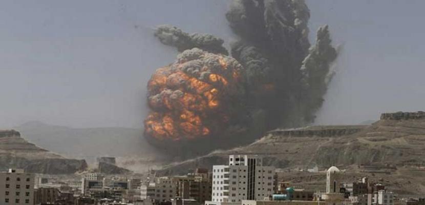 التحالف العربي: بدء عملية استهداف نوعية لأهداف عسكرية للحوثيين بمحافظة الضالع