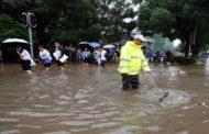 مقتل 7 أشخاص وتضرر 200 ألف آخرين بسبب الأمطار الغزيرة جنوبي الصين