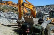الشرطة الإسرائيلية تهدم قرية العراقيب وتشرد سكانها