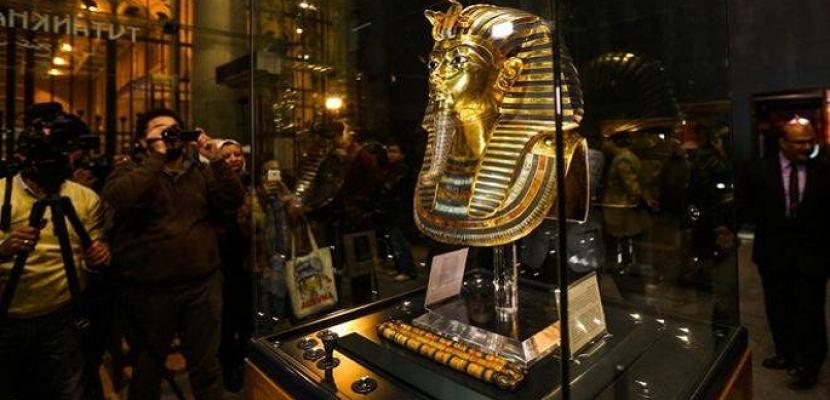 الخارجية: تحركات مكثفة لوقف بيع قطع آثار مصرية بصالة مزادات كريستيز بلندن