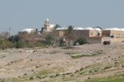 انتهاء أعمال ترميم مقام النبي موسى وتحويل جزء منه إلى نزل فندقي