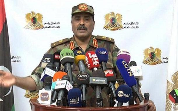 المسمارى : تركيا تهدف لتثبيت الإخوان والإرهابيين فى ليبيا وابتزاز الاتحاد الأوروبى