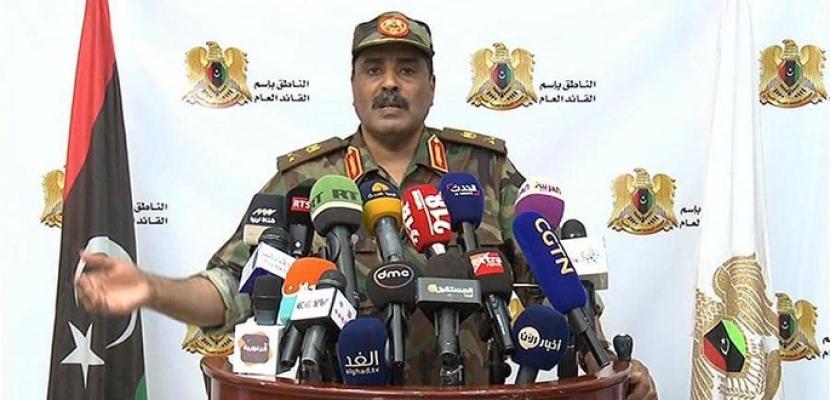 المسمارى : ندرس الخطوات المقبلة المتعلقة بتفويض القيادة العامة لإدارة المنشآت النفطية الليبية