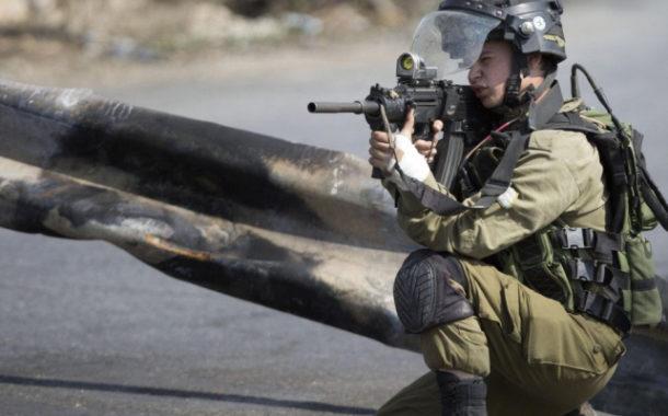 إصابة 5 فلسطينيين برصاص قوات الاحتلال الإسرائيلى بقطاع غزة