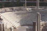 الكشف عن بقايا مدينة وفسيفساء في منطقة آثار كوم الدكة بالإسكندرية