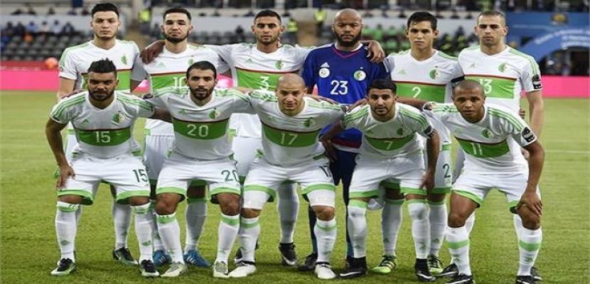 المنتخب الجزائري يبحث عن مواصلة التألق للصعود لنصف نهائي كأس الأمم الإفريقية