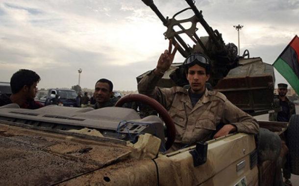 الجيش الليبي: ميليشيات مصراتة تبدأ بالانسحاب من معارك طرابلس
