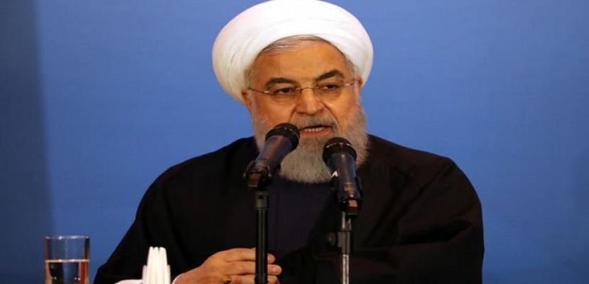 روحاني : إيران سترفض دائما أى عرض بإجراء محادثات ثنائية مع أمريكا
