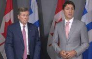 العنف في تورونتو يتصدّر اللقاء بين ترودو والعمدة جون توري