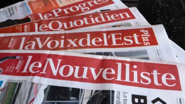 كيبيك: مجموعة كابيتال ميديا الصحفيّة تتجنّب الافلاس