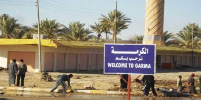 مقتل 4 من عناصر القوات العراقية بهجوم إرهابي في الأنبار