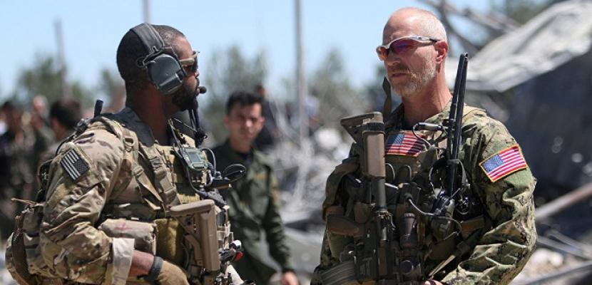 """عملية أمريكية عراقية مشتركة ضد خلايا داعش """"النائمة"""""""