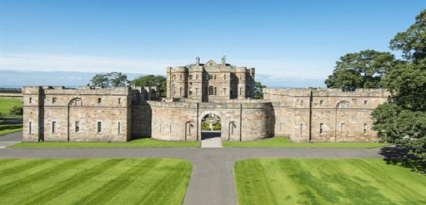 عرض قلعة اسكتلندية للبيع مقابل 8 ملايين جنيه استرليني