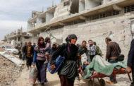 """الجيش السوري يسيطر على خان شيخون ويفتح """"ممرا إنسانيا"""" لعبور المدنبين"""
