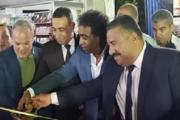 افتتاح معرض الكتاب بمطروح بالتزامن مع إعلانها عاصمة للثقافة