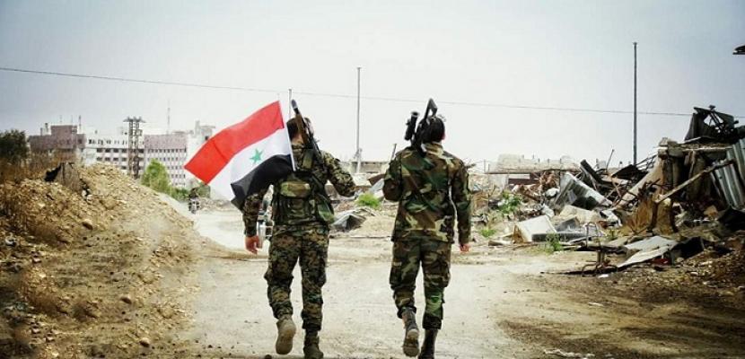 توقف الغارات الجوية فى إدلب مع دخول وقف إطلاق النار حيز التنفيذ