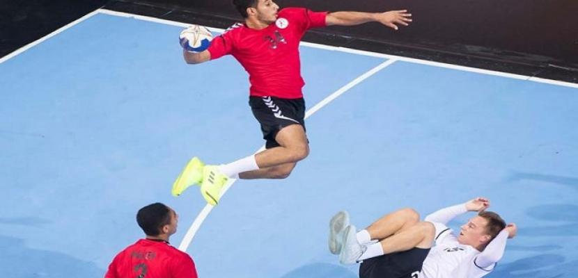 مصر تتأهل لدور الـ16 بسحق كندا في مونديال الناشئين لليد