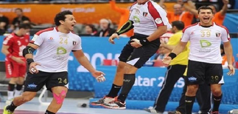 منتخب مصر لكرة اليد يكتسح المجر بمونديال الناشئين