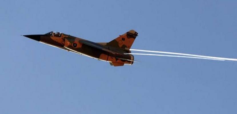 """""""طيور الأبابيل"""" تدمر تمركزات المليشيات بـ4 مدن ليبية"""