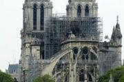 فرنسا: كاتدرائية نوتردام ما تزال تواجه خطر الانهيار
