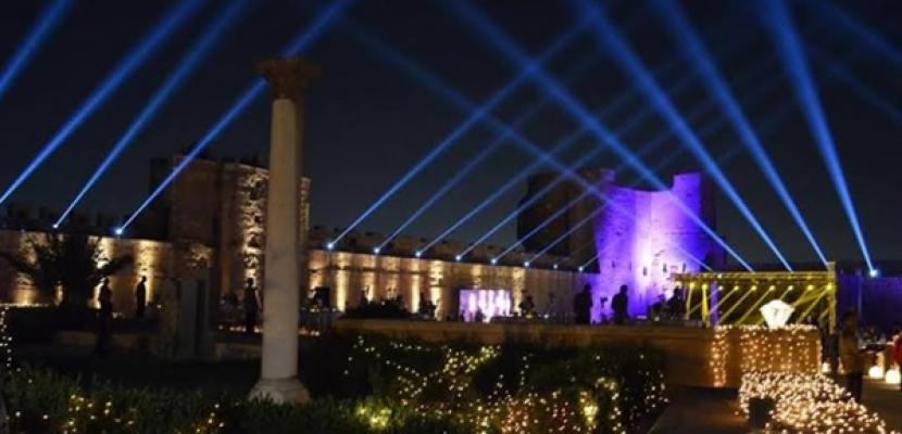 وزيرة الثقافة تفتتح الأحد المقبل فعاليات الدورة الـ 28 لمهرجان قلعة صلاح الدين