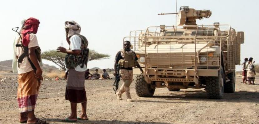 مقتل وإصابة 100 حوثي خلال هجوم عنيف تصدت له قوات الجيش اليمني