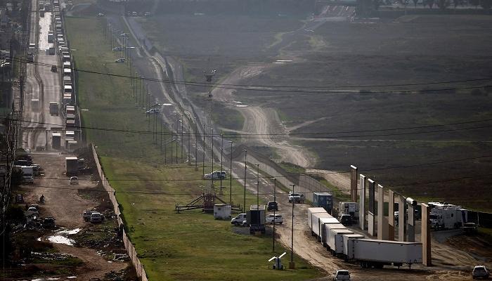 وزير الدفاع الامريكي يعلن تخصيص 3.6 مليار دولار لبناء جدار حدودي مع المكسيك