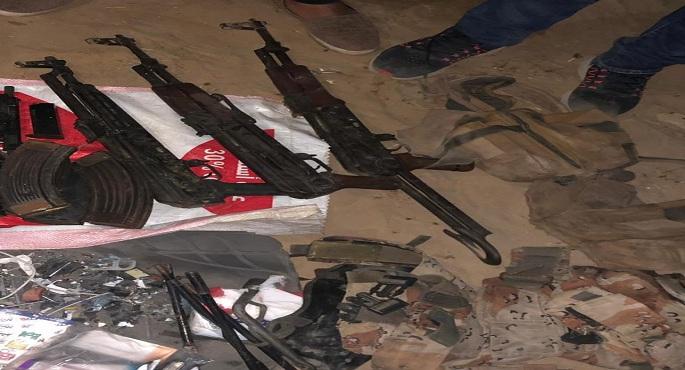 مصرع مجموعة من العناصر الإرهابية في تبادل لإطلاق النار مع الشرطة بشمال سيناء