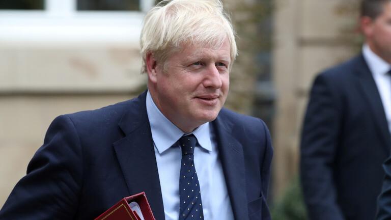 جونسون: لا يوجد موعد محدد لانتهاء الإغلاق في بريطانيا