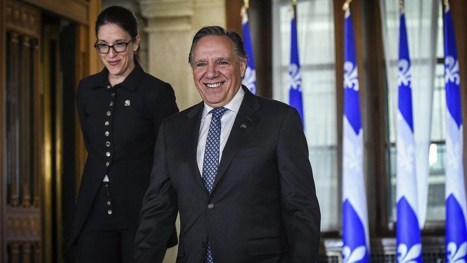 Legault annonce la réouverture du Bureau du Québec à Ottawa