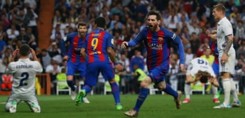 برشلونة يبحث عن تصحيح المسار ضد فياريال فى الدوري الإسباني