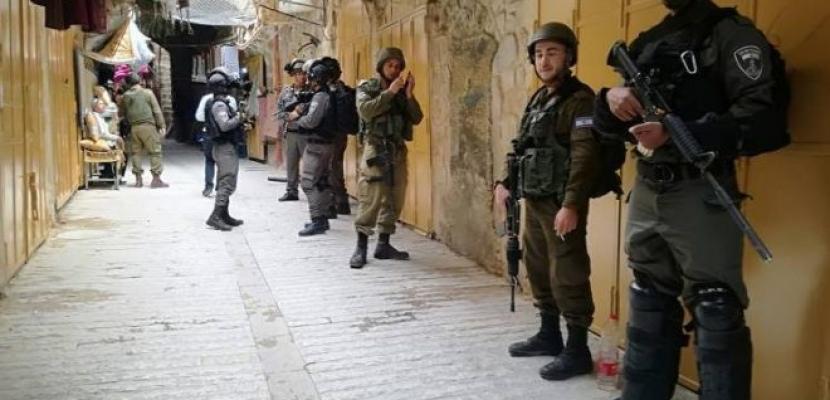 الاحتلال الإسرائيلي يغلق المحلات التجارية في الخليل تمهيدًا لزيارة نتنياهو
