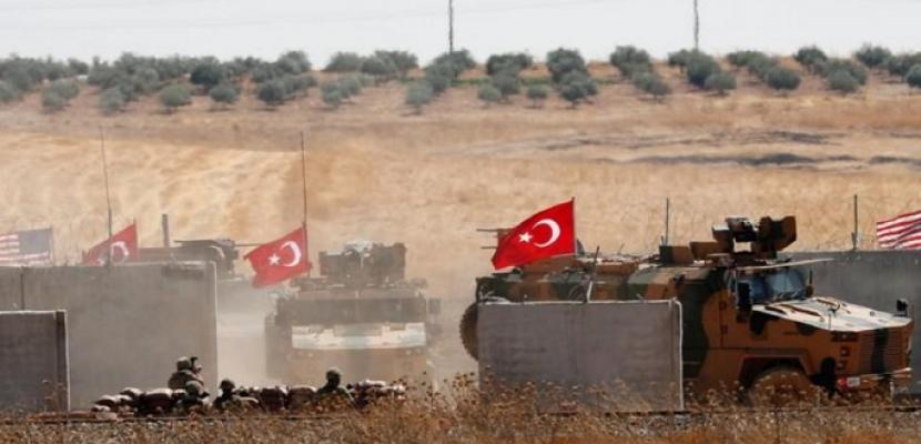 بدء تسيير الدورية التركية – الأمريكية المشتركة الثانية فى سوريا