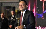 مهرجان الفضائيات العربية يكرم نجوم الفن والتليفزيون
