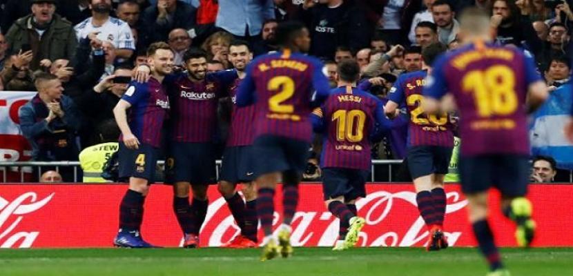 برشلونة يهزم فياريال 2-1 في الليجا الإسبانية.. وميسي يخرج مصابا