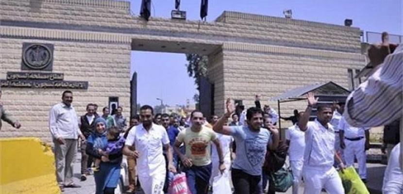 الداخلية: الإفراج عن 146 من نزلاء السجون وعن 257 إفراج شرطي