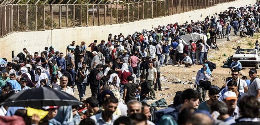 موسكو: عودة 1451 لاجئا سوريا إلى بلدهم من لبنان والأردن