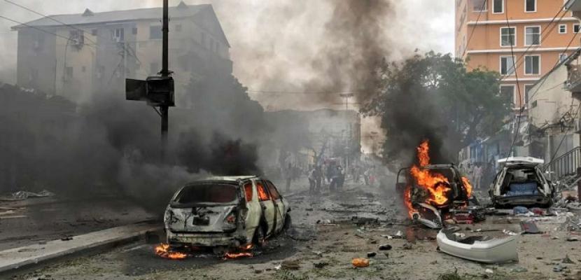 تفجير انتحاري قرب قاعدة عسكرية في الصومال