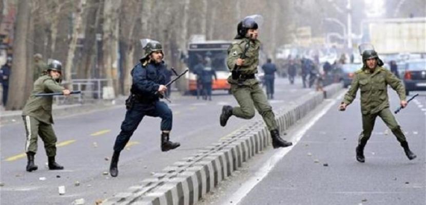مقتل وإصابة إثنين من عناصر حرس الحدود في اشتباك مع مسلحين غرب إيران