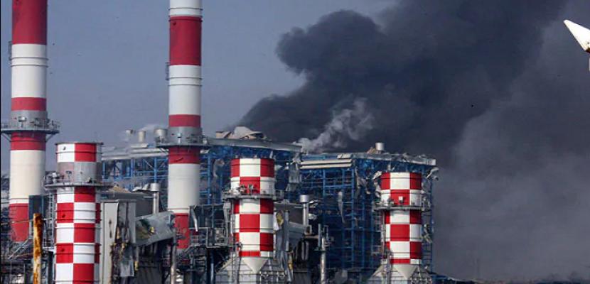 انفجارات تهز مستودع ذخيرة بقبرص وإصابات طفيفة