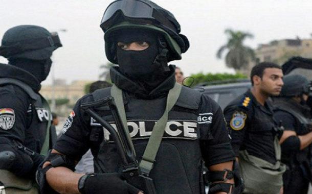 الداخلية : مصرع 9 عناصر إرهابية فى تبادل لإطلاق النار مع الشرطة فى مدينتى العبور و15 مايو