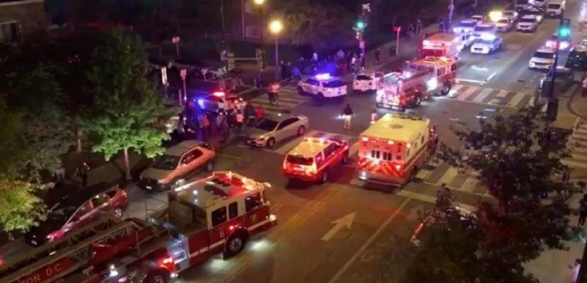 إصابة عدة أشخاص بأعيرة نارية في واشنطن