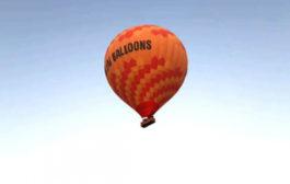 """إقلاع أول رحلات """" البالون الطائر"""" بالأقصر بعد توقفها 80 يوماً"""