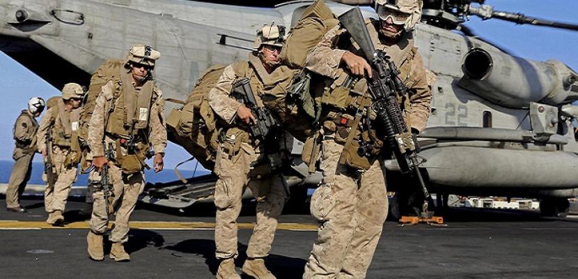 ترامب يوافق على نشر قوات أمريكية إضافية في الشرق الأوسط